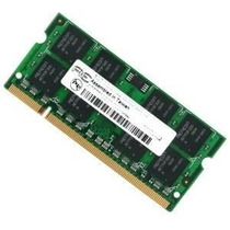 Memoria 1gb Ddr 2 Ddr2 667 P/ Notebook E Netbook Frete Grat
