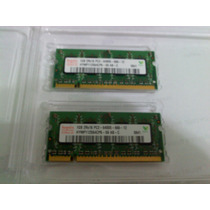Memoria Hynix Para Notebook 2 X 1gb Ddr2 Original Dell