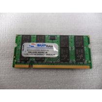 Memória P/ Notebook Ddr2 2gb 800 / 667mhz Garantia Cod23
