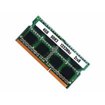 Memória Ram Ddr3 4gb 1333mhz Pc10600 Notebook (mm02