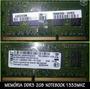 Memoria Ddr3 2gb Notebook Smart