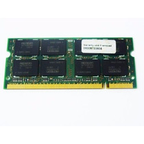 Memoria Notebook Netbook 2gb Ddr2 667mhz Pc2-5300s