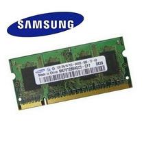 Memoria Notebook 1gb Ddr2 800 Pc6400 Mhz Samsung - Nova