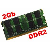 Memória Para Notebook Ddr2 2gb 800 Mhz Pc2-6400s Adata