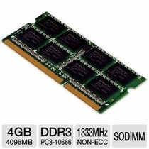 Memoria Notebook Ddr3 4gb Hp Probook 6455b (mm02