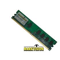 Memória Markvision 512mb Ddr2 667mhz Cl5 Pc5300u 50550- Novo