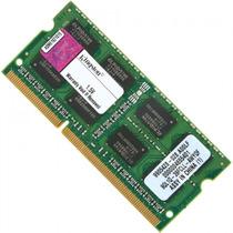 Memoria 4gb Ddr3 1333 Mhz P/ Notebook Kingston,frete Grátis