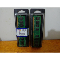 Memória Kingston Ddr2 1gb 667 Ou 800 Para Pc