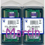 2x4gb = 8gb Sodimm Kingston 1600 Apple Imac Macbook Mac Pro