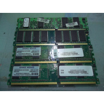 Memoria Am256d04a5c-n-pc3200 32m X 64 Ddr 256mb 400mhz Cl3