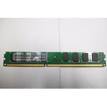 Memória Kit 8gb (2 X 4gb) Markvision Ddr3 1333mhz Slim Nova
