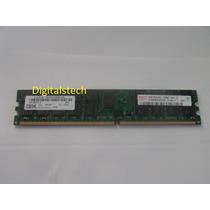 Memoria Ibm 2gb Pc2-4200r Ddr2-533mhz Ecc Fru: 16-1530