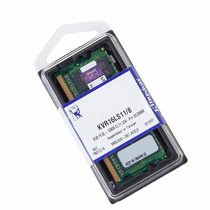 Memória 8gb Ddr3l 1600mhz 1,35v Low Voltage Kingston Sodimm