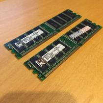 2gb Memória Ram 400mhz Ddr1 Para Mac Ou Pc (2x1gb)