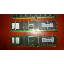 Memoria Smart Ddr 256mb Pc3200 Cl3 Ecc