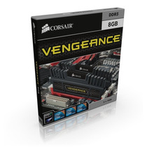 Memória Corsair Vengeance 8gb ( 2x4gb ) 1600mhz C9 Lacrado