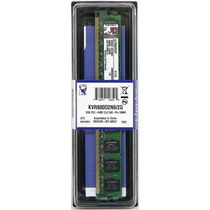 Memória Kingston Ddr2 2gb 800mhz Cl6 Pc2-6400 Kvr800d2n6/2g