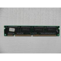 Memória Ram 32mb Pc100 (memoria Para Pc Dimm 32mb Pc100)