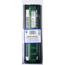 Memória Kingston Ddr2 4gb 667mhz Pc2-5300 Kit 2x2 !!!