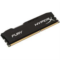Memória 8gb (2x4gb) Ddr3 1600mhz Hyperx Fury Black