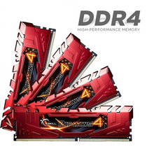 Memória G Skill Ripjaws4 16gb(4x4) Ddr4 2666mhz Quad Channel