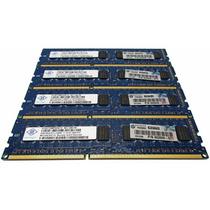 Memoria Ecc 4gb Pc3-10600e Udimm Hp 500209-261 500672-b21