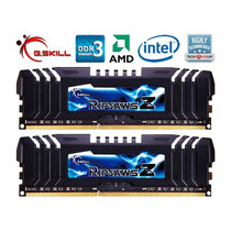 Kit Memórias G.skill Ripjaws Z 8gb (2x4gb) Ddr3 2400mhz Cl10