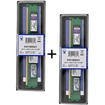 Memória Kingston Ddr3 2x 4gb 1333 Pc3 10600 240pin Pc ( 8g )