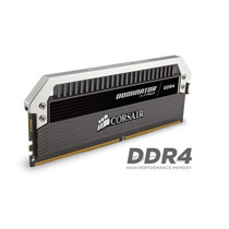 Memória Corsair Dominator Platinum 3000mhz 16gb 4 X 4gb Ddr4