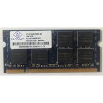 Memória Nanya 1gb 2rx8 Ddr2 667 Pc2-5300s-555-12-f1