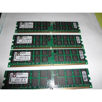 Memoria Servidor 4gb 2x2 Pc2-5300r Kingston Kth-xw9400k2/4g