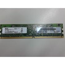 Memória Ddr2 1gb 667mhz Smart Para Pc
