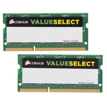 Memória 8gb (2x4gb) Ddr3 1600mhz Corsair - Apple- Note- Sp
