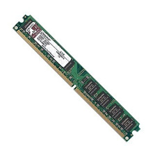 Memória 1gb Ddr2 800mhz Kingston Kvr800d2n6/1g