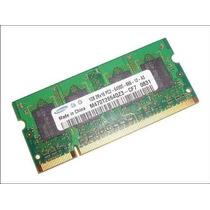 Memoria Notebook - Samsung Pc6400 800 Mhz 1 Gb Ddr2