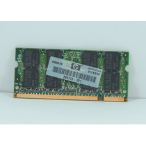 Lote C/ 3 Unidades De Memoria Notebook Ddr2 1gb 2 + 1 2 Gb