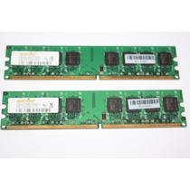 Memória Markvision 2 Giga Ddr2 800 Mhz Pc6400u