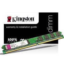 Memoria Kingston Desktop Ddr2 1gb 667/800mhz - Frete Gratis