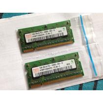 2gb Memória Pc2-5300 Ddr2 667 Mhz (2 X 1gb) Para Macbook