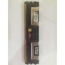 Memória 4gb Kingston Kvr667d2d4f5/4g Ddr2 667 Ecc Fbdimm