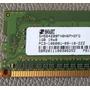 Memoria 1gb Smart 1rx8 Ddr3 Pc3-10600u-09-10-zzz