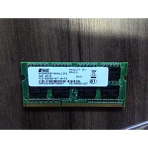Memoria 2 Gb Ddr3 8500s Para Notebook - Frete Grátis ! (243)