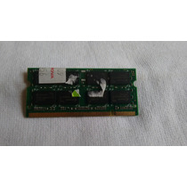 Memória Markvision 2gb Ddr2 5300s 667mhz-cl P/notebook