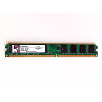 Memória Kingston Ddr2 2 Gb 667mhz Ou 800mhz