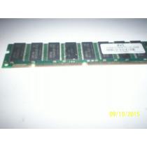 Memória Dimm 512 Mb Pc 133 Samsung Usada Npn Peças N.iguaçú