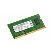 Memoria Ddr3 2gb 1333mhz Notebook Hp