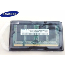 Memória Samsung Ddr 1gb 333 Pc2700 Toshiba As1528