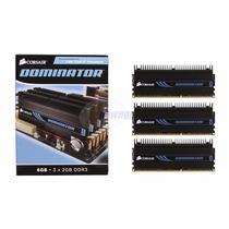 Memoria Corsair 2 Gb Ddr3 1600 - Kit 3 X2gb Cmp6gx3m3a1600c7