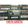 Memória Ddr2 2gb 667 800 Samsung Kingston Smart Sti Apple Lg