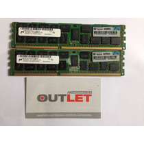 Memoria (1x 8gb) 8gb Pc3-10600r Ddr3-1333mhz Ecc Registrado
